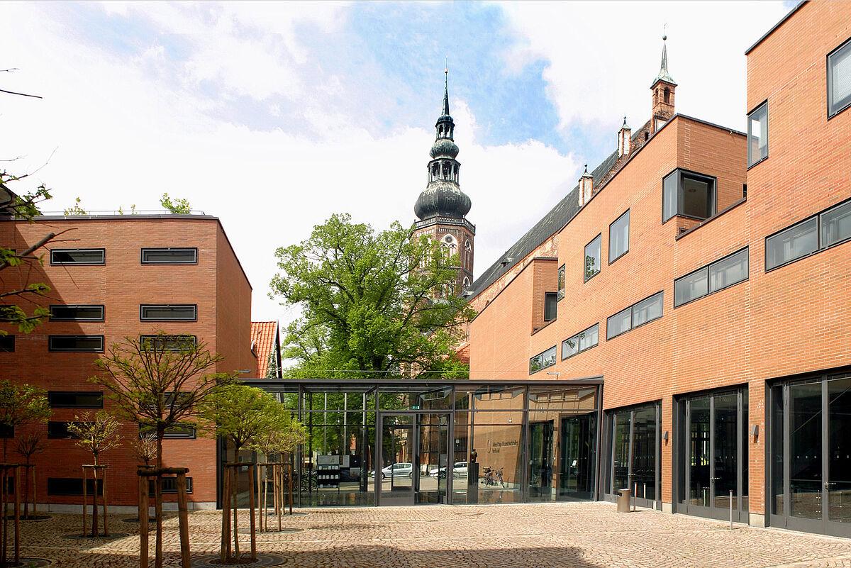 Home - Alfried Krupp Wissenschaftskolleg Greifswald